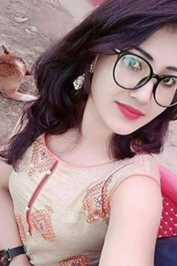 Girl with specs